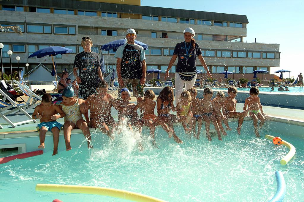 Costruzione piscine pubbliche