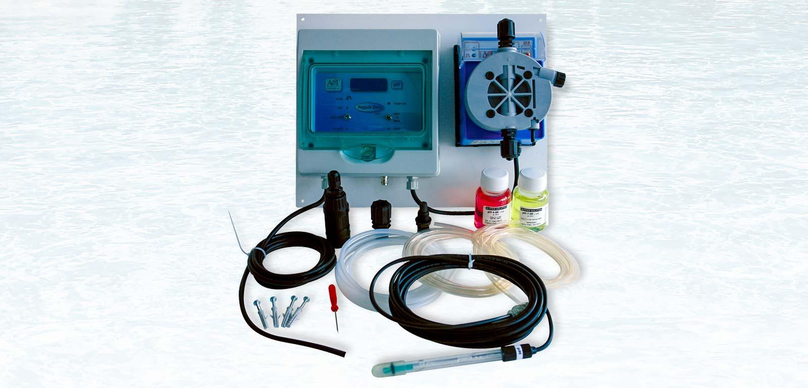 Domotica e centraline piscine accessori manutenzione for Centralina domotica