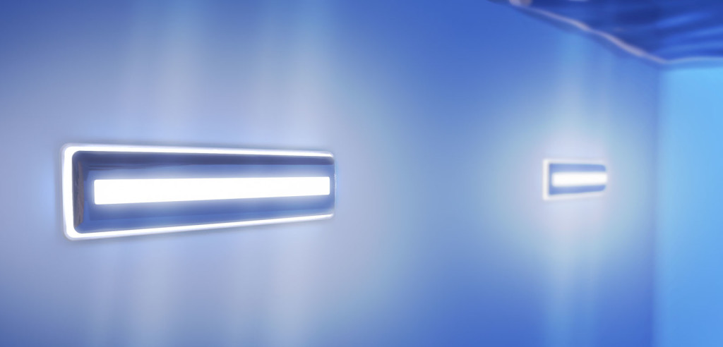 Illuminazione per piscine
